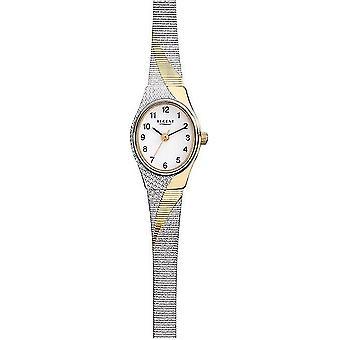 Regent women's watch met metalen riem F-623