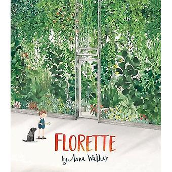 Florette par Anna Walker - livre 9780544876835
