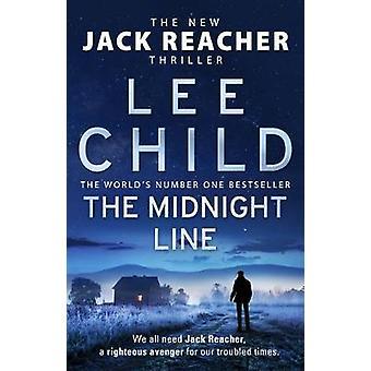 Midnatt linjen - (Jack Reacher 22) av Lee Child - 9780857503619 bok