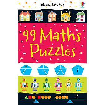 99 数学パズル - 9781409584605 本