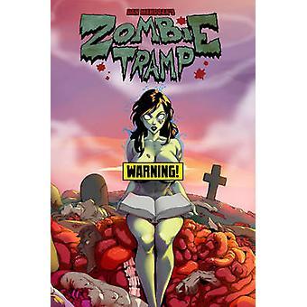 Zombie kulkuri - vuosi kovakantinen Risque Variant by TMChu - Hämäläinen
