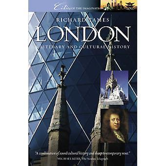 Londen - een culturele en literaire geschiedenis door Richard temt - 9781904955