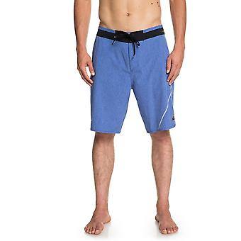 Quiksilver Highline New Wave 20 Mid Length Boardshorts in Electric Royal