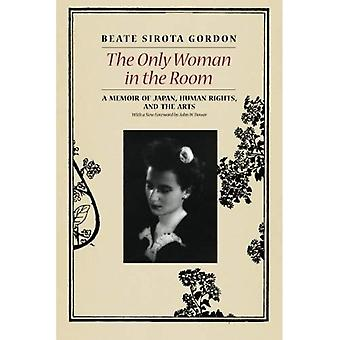 Den eneste kvinnen i rommet: en biografi om Japan, menneskerettigheter og kunst
