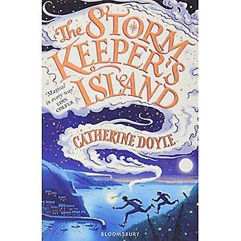 Til Storm Keeper øya av Catherine Doyle