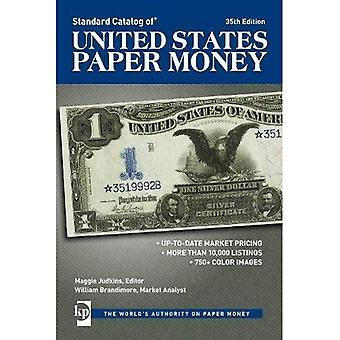 Standard Catalog of United States Paper Money, 35th edition