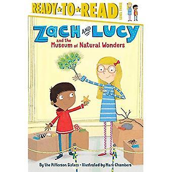 Zach und Lucy und das Museum of Natural Wonders (Ready-To-Read: Stufe 3)