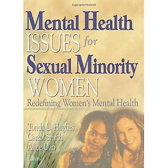 Psykiske problemer for seksuell minoritet kvinner: redefinerte kvinners psykisk helse