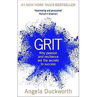 Grus: Varför passion och motståndskraft är hemligheter till framgång