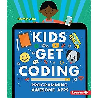 Ohjelmointi Awesome Apps (Kids saada koodaus (Library))