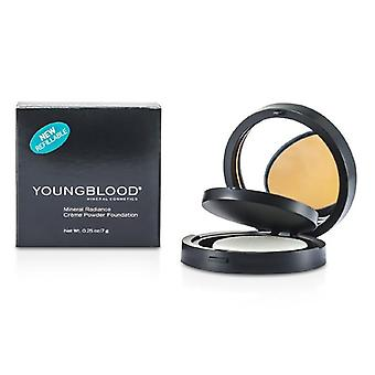 Mineral Radiance Creme Powder Foundation - # Tawnee - 7g/0.25oz