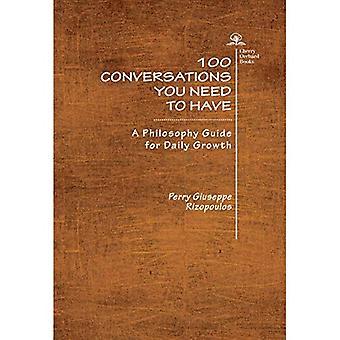 100 gesprekken hebt