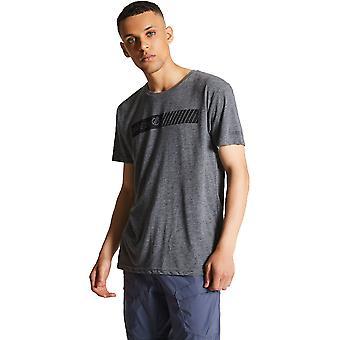 Dare 2B Mens Galvanize Short Sleeve Casual Graphic T Shirt