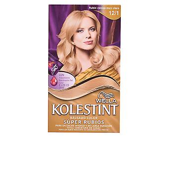 Wella Kolestint Kolestint tinte bálsamo color #12, 1 castaño mediano para mujeres
