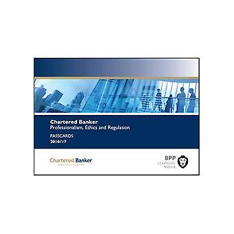 Banquier agréé déontologie et réglementation-cartes d'accès par BPP