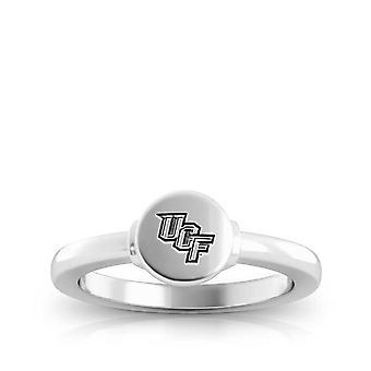 University of Central Florida ring i Sterling Silver design av BIXLER