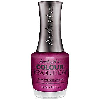 Artistic Colour Revolution Reactive Nail Lacquer - Bravehearted (2300003) 15ml