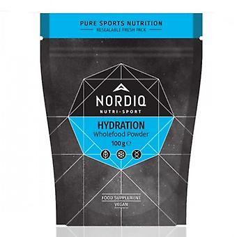 NORDIQ Nutrition Hydration Wholefood Powder 100g