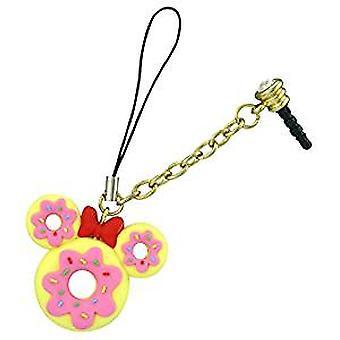 Nyckelknippa-Disney-Mimmi Pigg donut nya gåvor leksaker