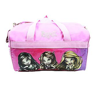 Duffle Bag - Bratz - Girls New Sports Travel Bag Licensed Gifts Toy dbbr0006