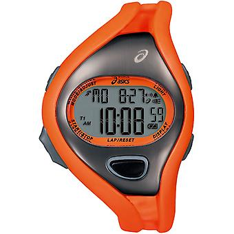 Asics challenge entry watch for Women Digital Quartz with Rubber Bracelet CQAR0508