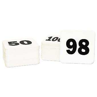 سمارتن 0 - 100 رقم بطاقات