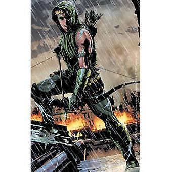 Sticker - Justice League - Green Arrow Rain New Toys Licensed s-dc-0174