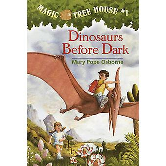 Dinosaurs Before Dark by Mary Pope Osborne - 9780785701255 Book