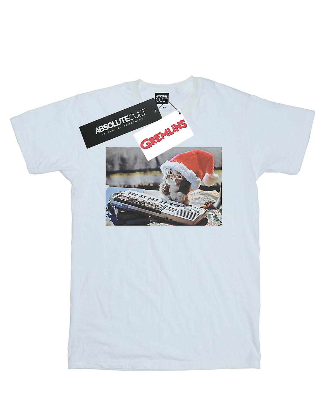 Gremlins Boys Mogwai Christmas Hat T-Shirt