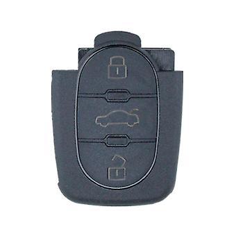 Audi A2 A3 A4 A6 3 gomb távoli kulcs alsó rész héj tok