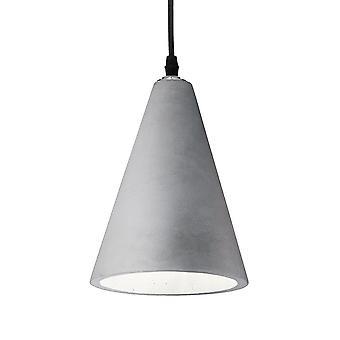 Ideal Lux aceite 2 SP1 cemento colgante luz
