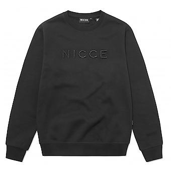 NICCE Mercury Black Sweater