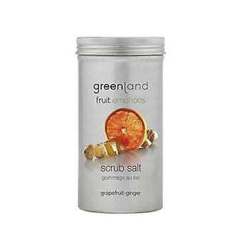 Fruit Emotions Grapefruit & Ginger Body Scrub Salts 400g