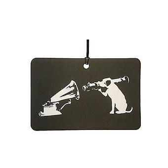 Banksy HMV Hund Auto-Lufterfrischer