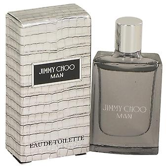 Jimmy Choo Man Mini Edt By Jimmy Choo 4 ml