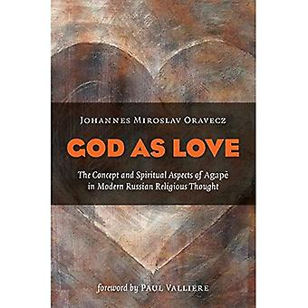 God as Love: The Concept and Spiritual Aspects of Agape in Modern Russian Religious Thought