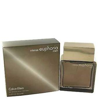 Euphoria Intense By Calvin Klein Eau De Toilette Spray 3.4 Oz (men) V728-462168