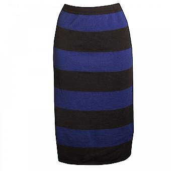 Bitte Kai Rand Women's Striped Knitted Skirt