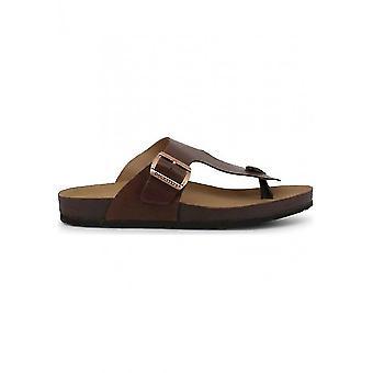 Docksteps - Shoes - Flip Flops - VEGA-2284_TDM - Men - saddlebrown - 46
