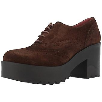Yellow Shoes Casual Hastings Brown Color