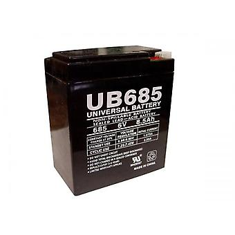 Vervangende UPS batterij compatibel met Premium Power UB685-ER