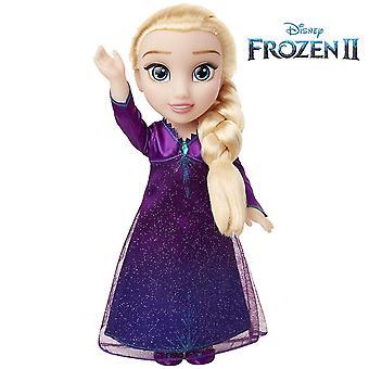 Disney Frozen 2 - Boneca Elsa Feature