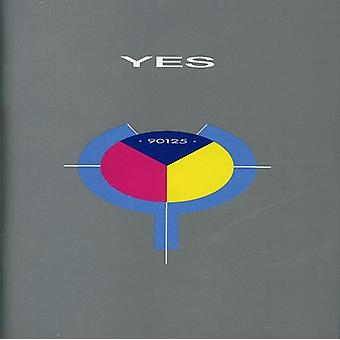 Yes - 90125 [CD] USA import