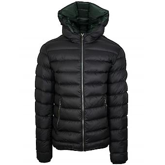 Colmar Colmar Black Down Filled Hooded Jacket