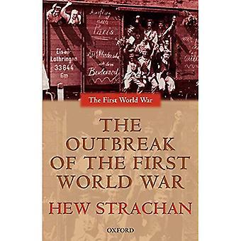 El estallido de la primera guerra mundial