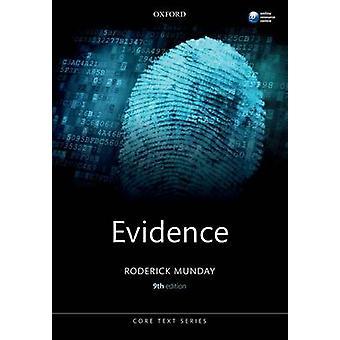 Evidencia de Roderick Munday