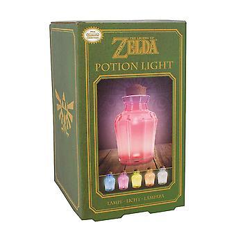 The Legend of Zelda Potion Light Gaming Merchandise