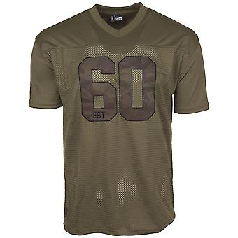 New Era NFL Jersey Mesh Trikot - CAMO New England Patriots
