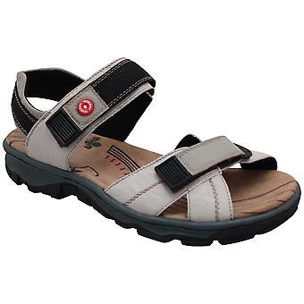 Rieker Women's Double Strap Walking Sandal