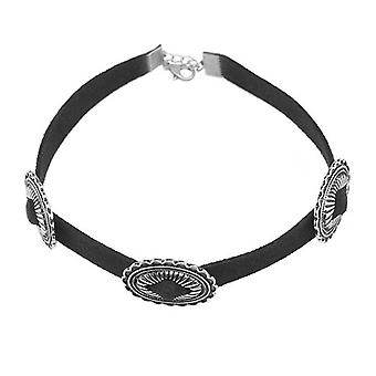 Ladies charms choker necklace